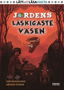 Jordens läskigaste väsen (e-bok) av Jens Hanseg