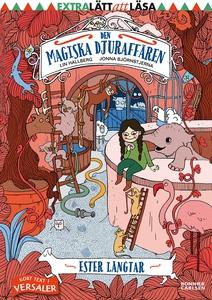 Ester längtar (e-bok) av Lin Hallberg
