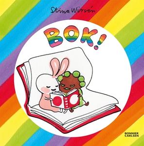 Bok! (e-bok) av Stina Wirsén