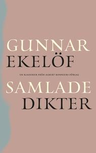Samlade dikter (e-bok) av Gunnar Ekelöf