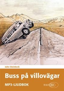 Buss på villovägar (ljudbok) av John Steinbeck