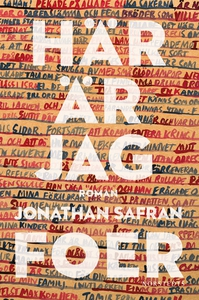 Här är jag (e-bok) av Jonathan Safran Foer