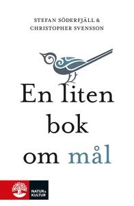 En liten bok om mål (e-bok) av Stefan Söderfjäl