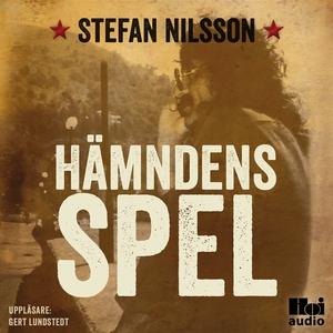 Hämndens spel (ljudbok) av Stefan Nilsson