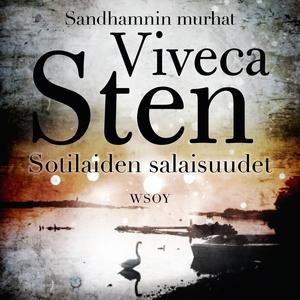 Sotilaiden salaisuudet (ljudbok) av Viveca Sten