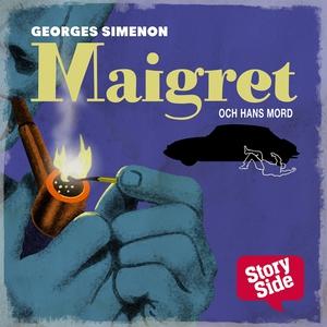 Maigret och hans mord (ljudbok) av Georges Sime