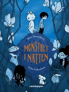 Monstret i natten (ljudbok) av Mats Strandberg