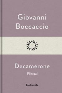 Decamerone, företal (e-bok) av Giovanni Boccacc