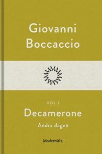 Decamerone vol 2, andra dagen (e-bok) av Giovan