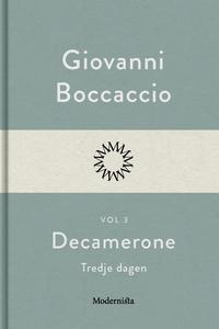 Decamerone vol 3, tredje dagen (e-bok) av Giova