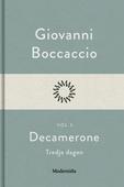 Decamerone vol 3, tredje dagen