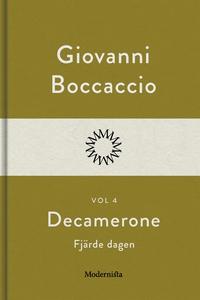 Decamerone vol 4, fjärde dagen (e-bok) av Giova