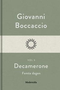 Decamerone vol 5, femte dagen (e-bok) av Giovan