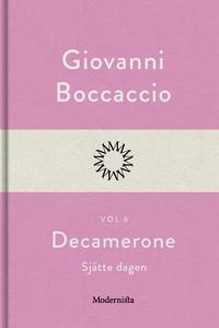 Decamerone vol 6, sjätte dagen (e-bok) av Giova