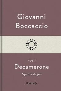 Decamerone vol 7, sjunde dagen (e-bok) av Giova