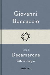 Decamerone vol 8, åttonde dagen (e-bok) av Giov