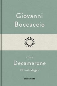 Decamerone vol 9, nionde dagen (e-bok) av Giova