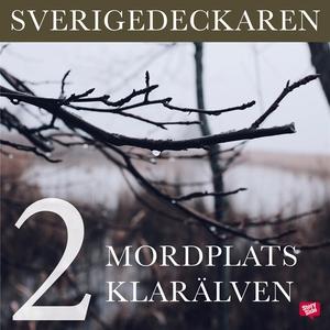 Mordplats Klarälven (ljudbok) av Stig O. Blombe