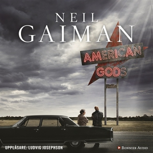 American Gods (svensk utgåva) (ljudbok) av Neil