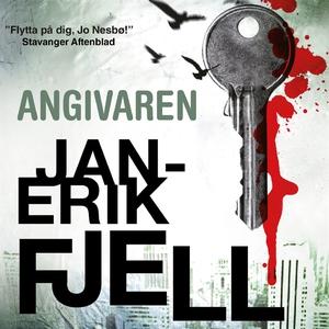 Angivaren (ljudbok) av Jan-Erik Fjell