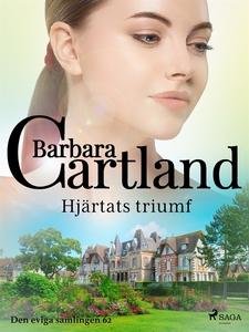 Hjärtats triumf (e-bok) av Barbara Cartland