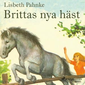 Brittas nya häst (ljudbok) av Lisbeth Pahnke