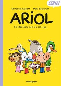 Ariol – En liten åsna som du och jag (e-bok) av