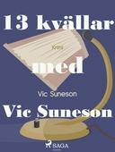 13 kvällar med Vic Suneson