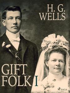 Gift folk I (e-bok) av H. G. Wells