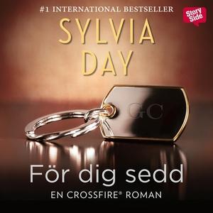 För dig sedd (ljudbok) av Sylvia Day