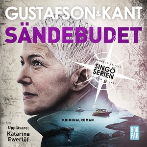 Sändebudet (ljudbok) av Anders Gustafson, Johan
