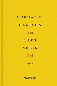 Om Om av Lars Ahlin (e-bok) av Gunnar D. Hansso