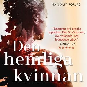 Den hemliga kvinnan (ljudbok) av Anna Ekberg