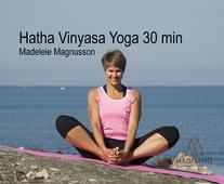 Hatha Vinyasa yoga 30 min