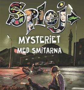 SPLEJ 5: Mysteriet med smitarna (ljudbok) av To