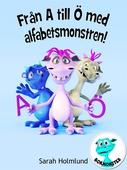 Från A till Ö med alfabetsmonstren!