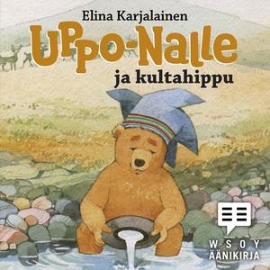 Uppo-Nalle ja kultahippu (ljudbok) av Elina Kar