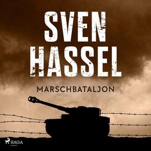 Marschbataljon (ljudbok) av Sven Hassel