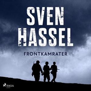Frontkamrater (ljudbok) av Sven Hassel