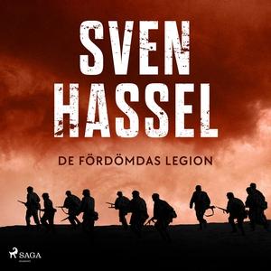 De fördömdas legion (ljudbok) av Sven Hassel