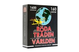 EBOK Röda tråden - Världen : Frågespelet från hela världen