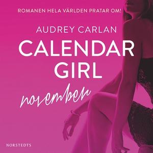 Calendar Girl : November (ljudbok) av Audrey Ca