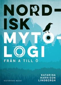 Nordisk mytologi från A till Ö (e-bok) av Katar