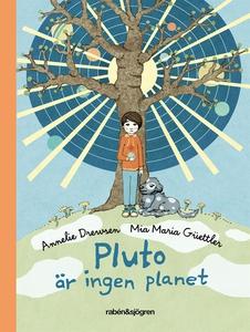 Pluto är ingen planet (e-bok) av Annelie Drewse
