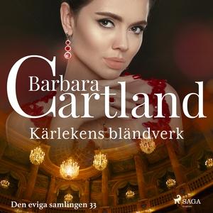 Kärlekens bländverk (ljudbok) av Barbara Cartla