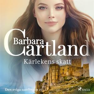 Kärlekens skatt (ljudbok) av Barbara Cartland