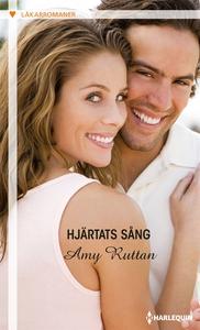 Hjärtats sång (e-bok) av Amy Ruttan