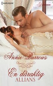En dåraktig allians (e-bok) av Annie Burrows