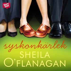 Syskonkärlek (ljudbok) av Sheila O'Flanagan