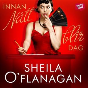 Innan natt blir dag (ljudbok) av Sheila O'Flana